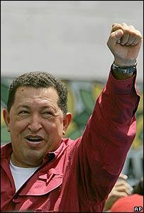 Presidente Hugo Ch�vez