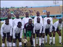 Kenyan club Ulinzi Stars