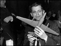 U-2 pilot Gary Powers 1960