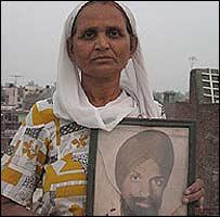 Sikh widow