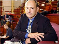 Britain Sir Tim Berners-Lee awarded Order of Merit