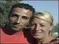 Elaine Walker and Ali Murat