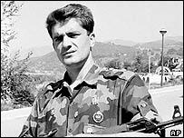 Milan Lukic in 1992