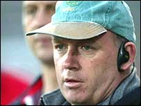 Three second half penalties were enough for Declan Kidney's side