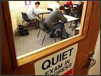 Exams room