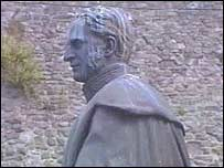 Statue of General William Nott