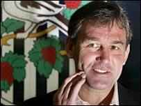 West Brom boss Bryan Robson