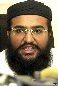 Mufti Abu Huraira, vice chairman of Jamia Islamia madrassa