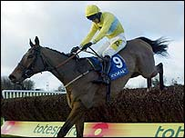 Silver Birch and jockey Ruby Walsh