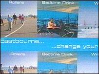 Eastbourne promotional poster