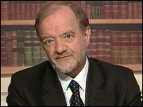 Robin Cook resigned from the Cabinet over the Iraq War