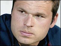 Middlesbrough striker Mark Viduka