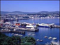 Port of Douglas