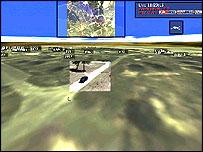 Screengrab of Praetorian software