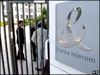 France Telecom logo