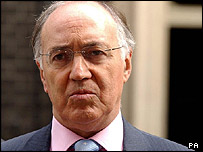 Conservative leader Michael Howard
