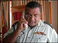 Major Kaus Ratnayake