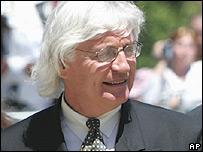 lawyer Thomas Mesereau
