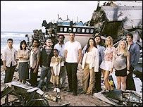 Integrantes del elenco de Lost.