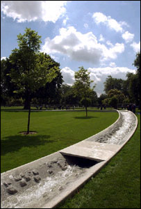 Diana, Princess of Wales Memorial Fountain