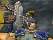 Screenshot of Starcraft: Ghost developed by Blizzard