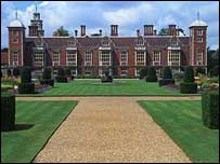 Blickling Hall near Norwich is a Jacobean mansion