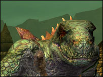 Screenshot of EverQuest
