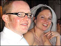 Andrew and Natalie McLeish