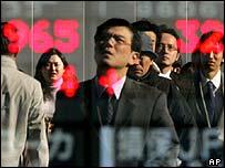 Japanese brokers