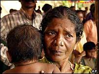 Survivor in the Andamans