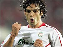 Fernando Morientes got back to goalscoring form with his double against CSKA Sofia