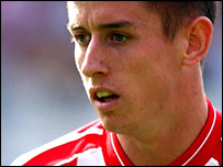 Bristol City winger Marc Goodfellow
