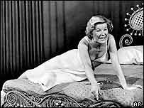 Barbara Bel Geddes in Cat on a Hot Tin Roof