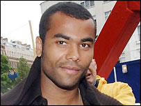 Arsenal defender Ashley Cole