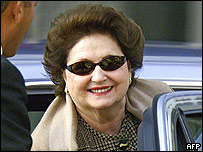 Lucía Hiriart de Pinochet