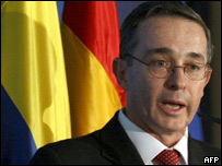 Alvaro Uribe