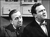 Hugh Lloyd and Terry Scott in Hugh and I