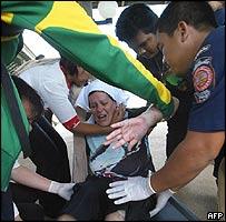 Injured Swedish tsunami survivor