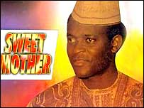CD cover of Sweet Mother