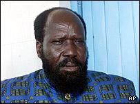 Vice President Salva Kiir
