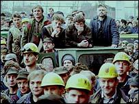Gdansk shipyard, 1997