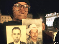 Familiar de secuestrados por las FARC