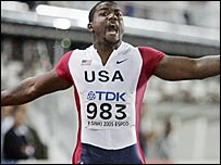 Justin Gatlin proves he is the current king of sprints