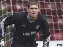Celtic goalkeeper Michael McGovern