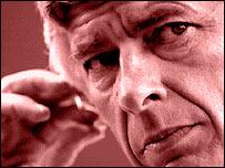 Arsene Wenger, t�cnico del Arsenal.
