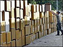 Coffins, Southern Thailand