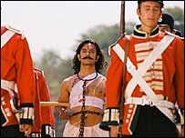 Aamir Khan in The Rising