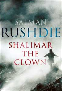 The cover of Shalimar the Clown