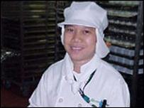 Gate Gourmet employee