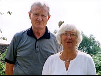 Arthur and Joyce Sunderland